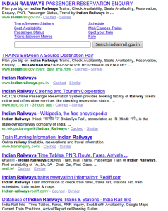 Blog Titles in Search Results